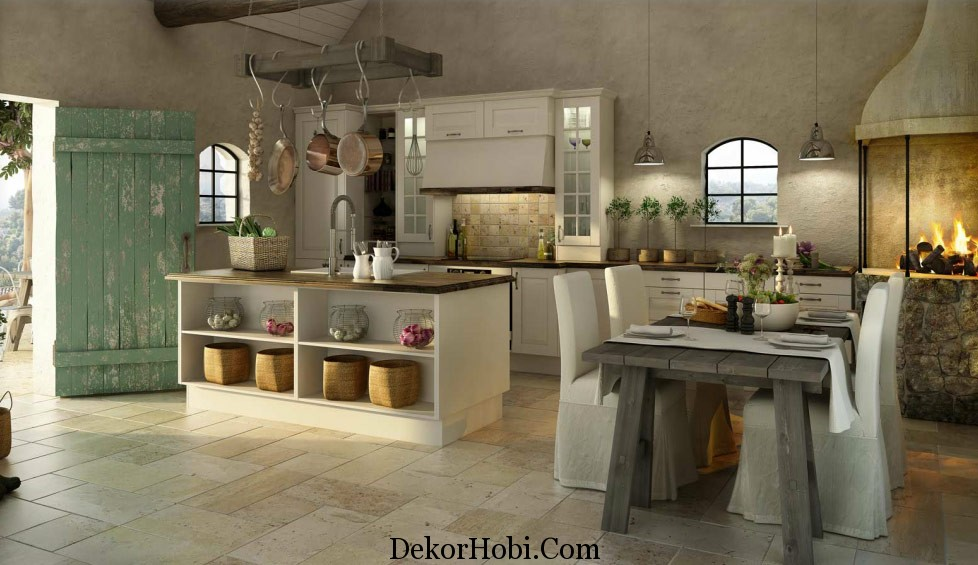 rustic-Norwegian-kitchen