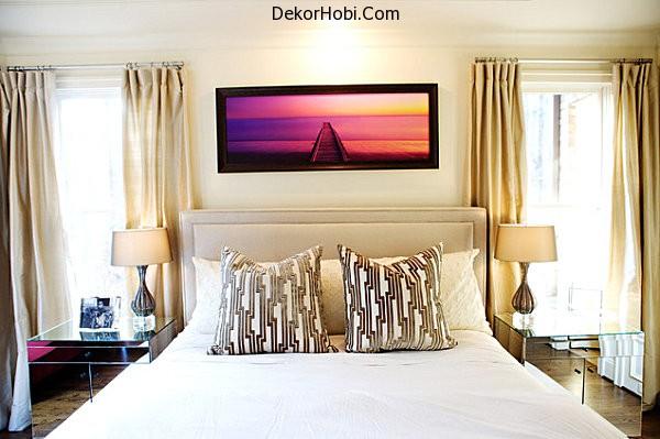 Modern-mirrored-nightstands