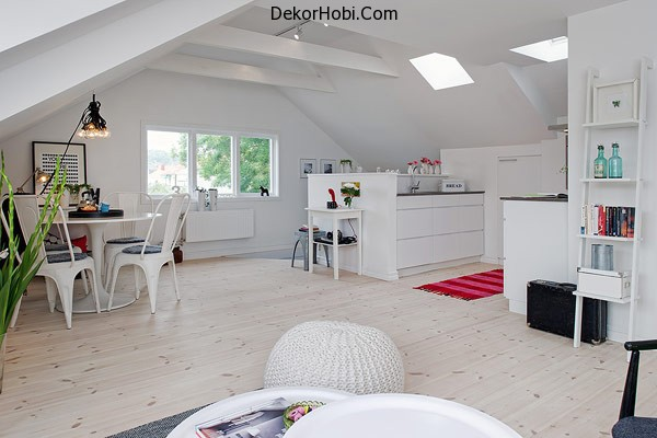 Scandinavian-Attic-Apartment