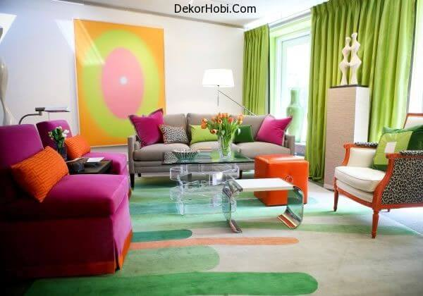 Tangerine-Tango-Contemporary-Home-Decor