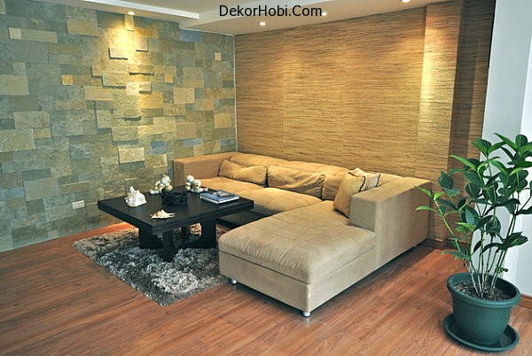 Textured-walls-in-a-contemporary-living-room