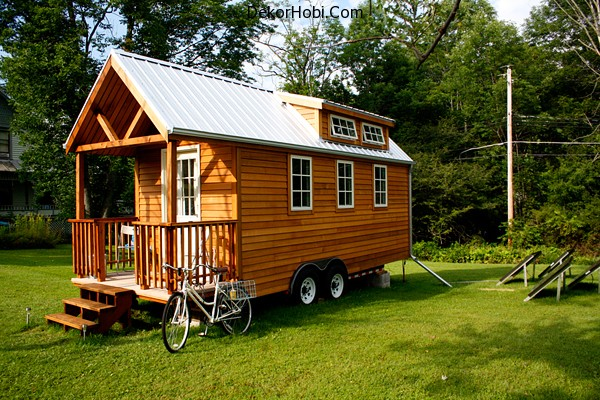 Dekorhobi modern ah ap karavan - Costruire una casa economica ...