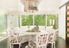 white-dining-chairs-with-bold-colorful-patterns
