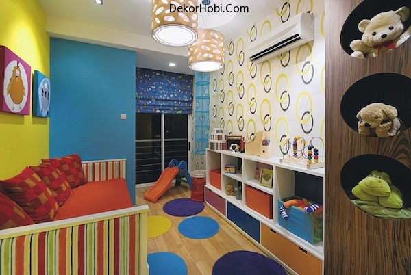 colorful-kids-room-shapes