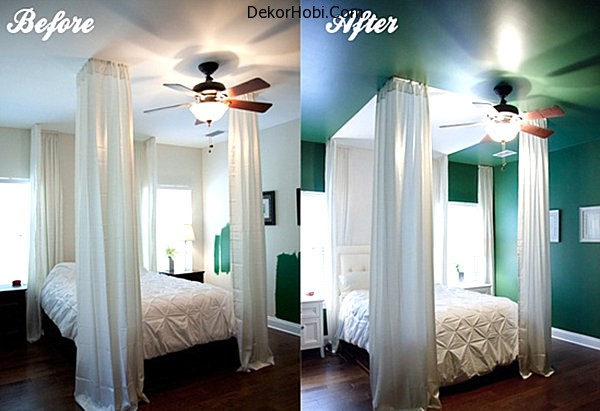 Emerald-bedroom-makeover