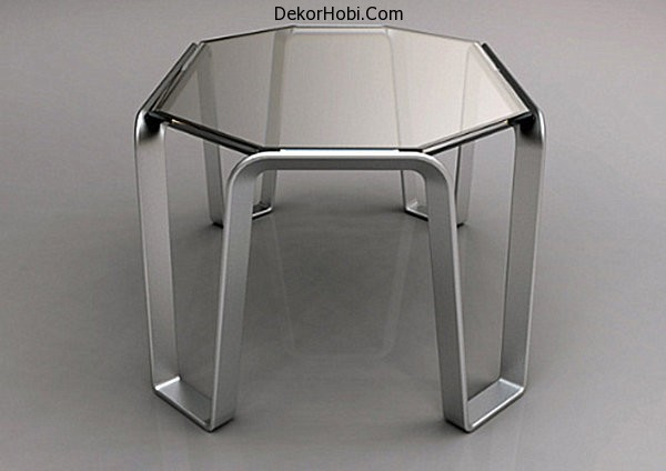 Modern-glass-table
