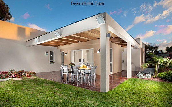 Modern-metal-patio-furniture