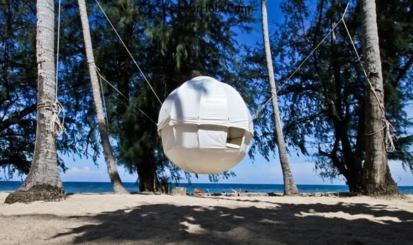 beach-living-Cocoon-Tree-Tent