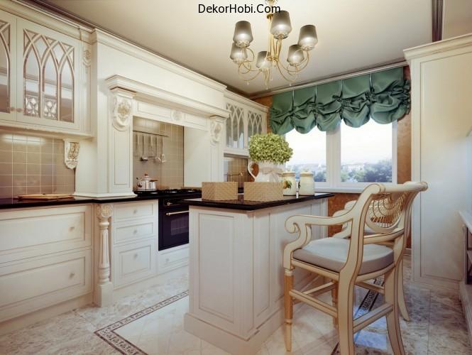 traditional-cream-kitchen