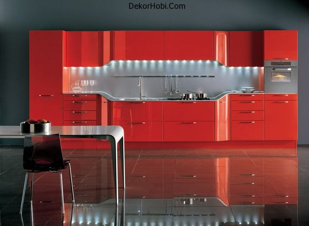 ultra-modern-tangerine-red-kitchen-design