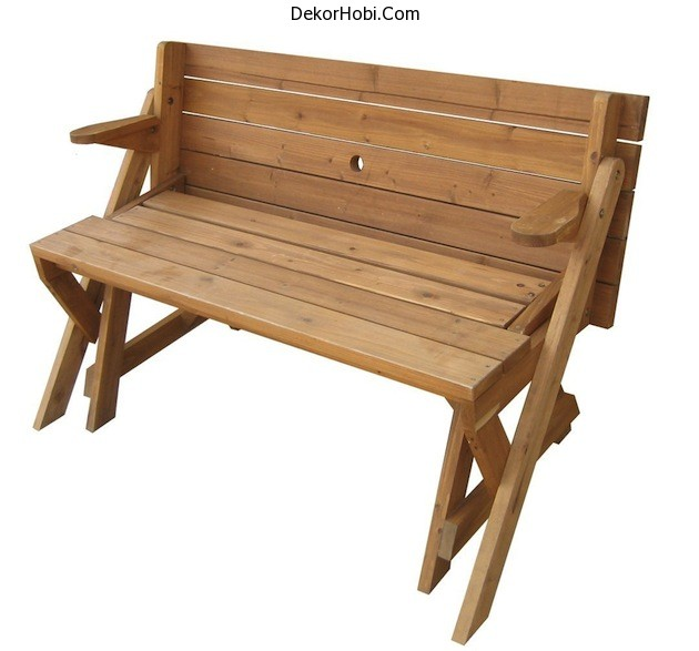 Foldable-Picnic-Table-Turns-Into-A-Garden-Bench-4