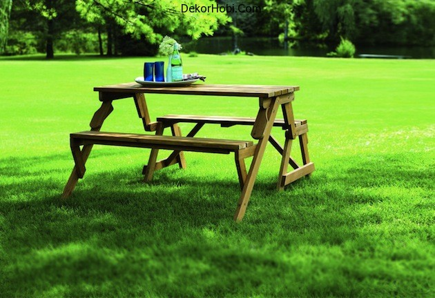 Foldable-Picnic-Table-Turns-Into-A-Garden-Bench-5