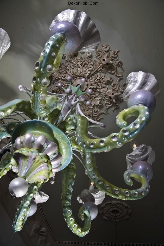 Unique-Octopus-Chandeliers-by-Adam-Wallacavage-8