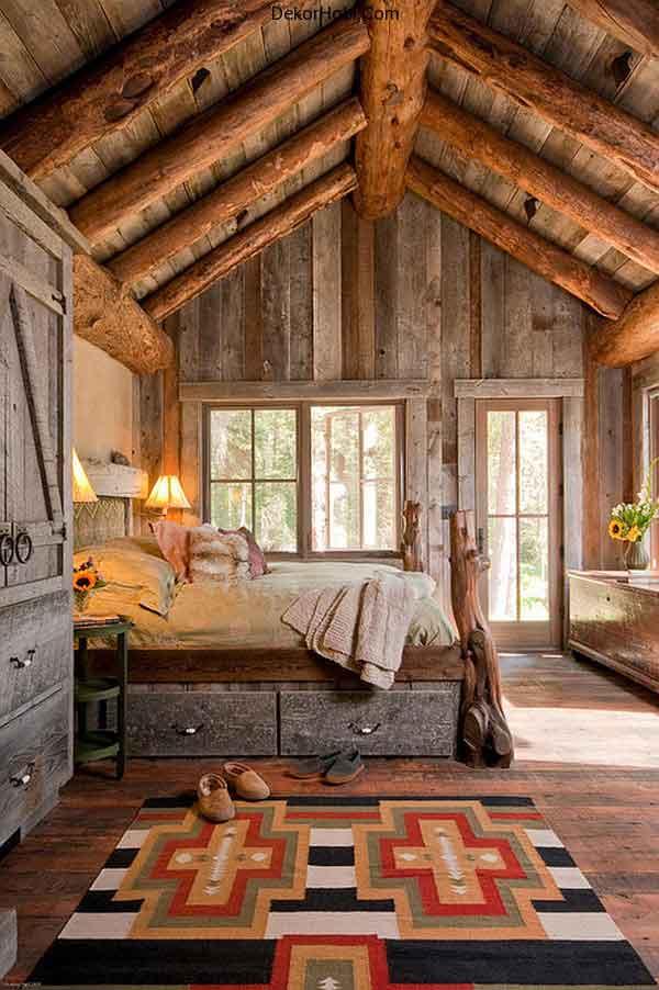 attic-rustic-bedroom