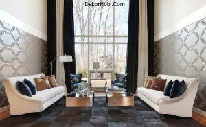 black-white-dramatic-curtains