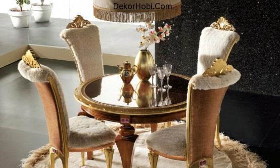 lavish-stylish-designer-dining-room-furniture-design-round-table