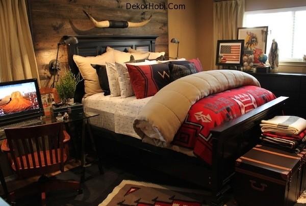 rustic-bedroom-masculine