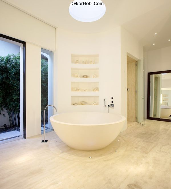 simple-round-bathtub