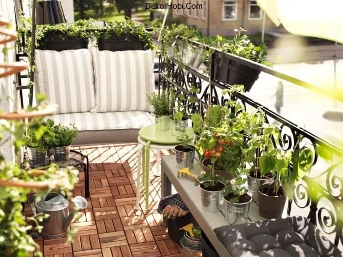 ikea balkon mobilyaları