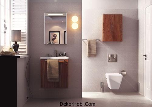 3m2 Banyo Mobilyaları