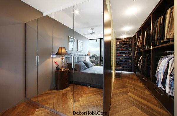 Modern-mirrored-closet-doors