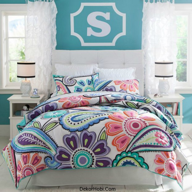 teenage-3-girls-bedding-ideas