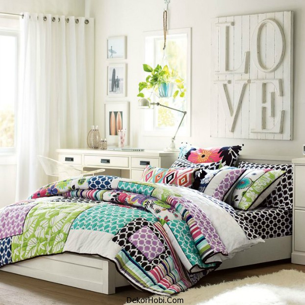 teenage-9-girls-bedding-ideas