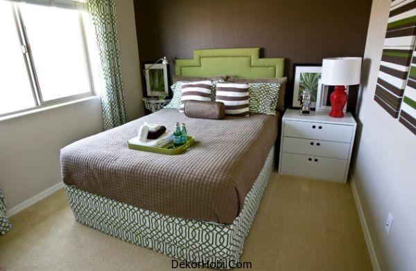 Çatı Çatı İçin Yatak Odası Önerisi