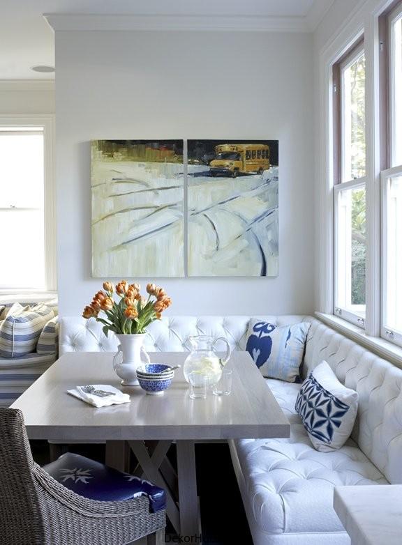 Köşe Mutfak Masası Modelleri