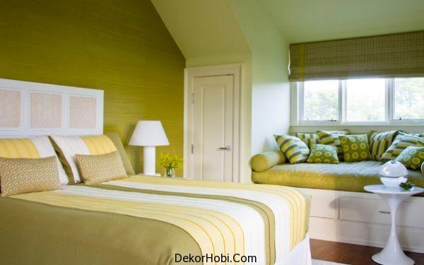 Küçük Yatak Odası ve Divan