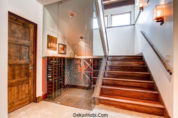 wine-under-stairs
