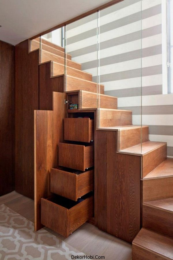 wood-stairs-glass-wall