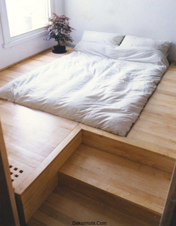 wood-sunken-bed