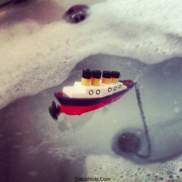 Tubtanic Banyo Tıkacı