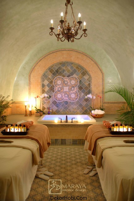 25 Ultra Modern Spa Banyo Tasarımları 1