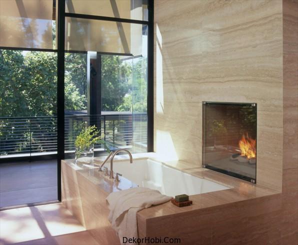 25 Ultra Modern Spa Banyo Tasarımları 10