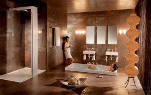 25 Ultra Modern Spa Banyo Tasarımları 2