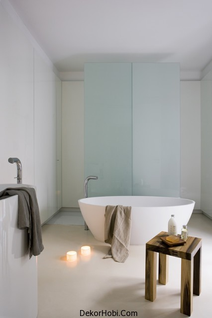 25 Ultra Modern Spa Banyo Tasarımları 4