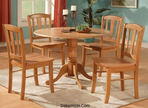 Müthiş Yemek Masası Tasarımları 2