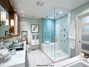 Çağdaş banyo tasarımları