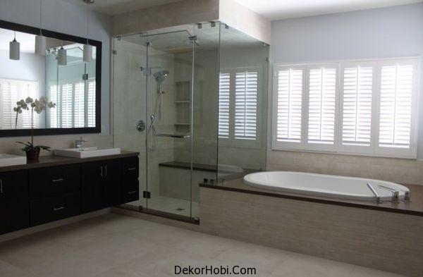 Cam duşakabin modelleri 1