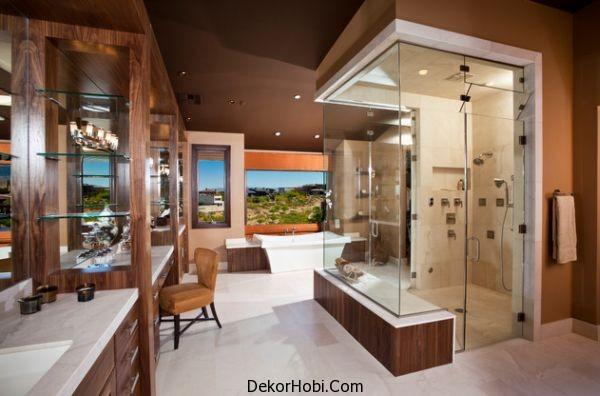 Mükemmel banyo tasarımı