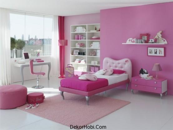 Pembe Kız Odası Mobilyaları
