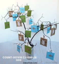adorable-diy-advent-christmas-trees1