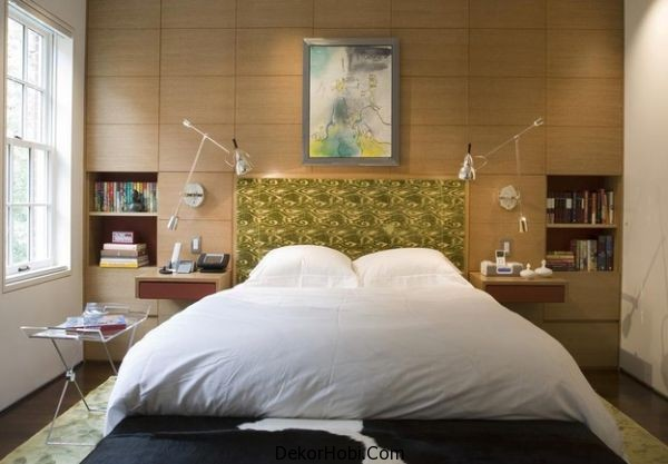 Yatak Odasında Aplik Önerileri