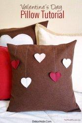 sevgililer günü yastığı1