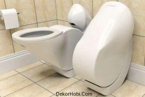 Katlanır Tuvalet
