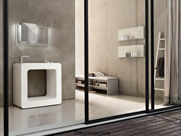 Modern Banyo Tasarımı 2