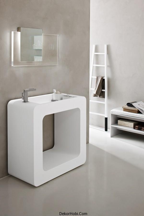 Modern Banyo Tasarımı 4