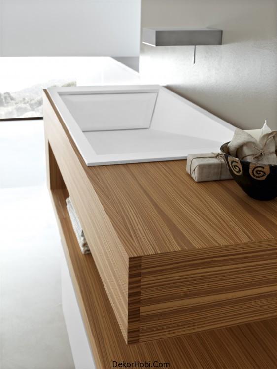 Modern Banyo Tasarımı 5